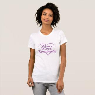 Peace Love Kombucha T-Shirt