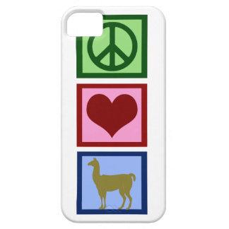 Peace Love Llamas iPhone 5 Case