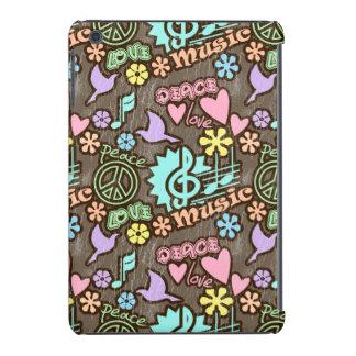 Peace, Love, Music iPad Mini Retina Case