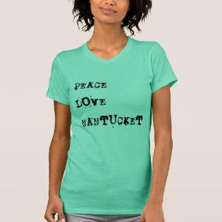 Peace Love Nantucket T-Shirt