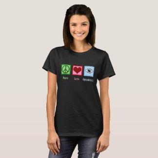 Peace Love Optometry T-Shirt