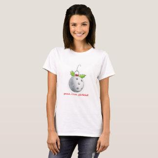 Peace Love Pickleball T-Shirt