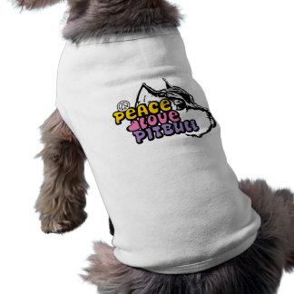Peace Love Pitbull, Anti BSL Shirt