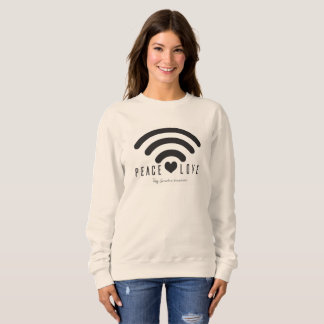 Peace & Love Sweatshirt