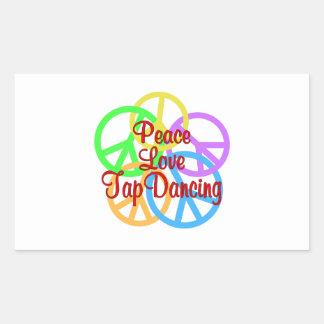 Peace Love Tap Dancing