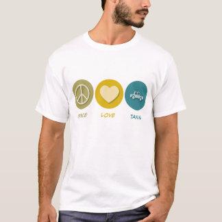Peace Love Taxis T-Shirt