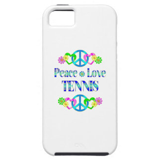 Peace Love Tennis iPhone 5 Covers