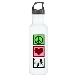 Peace Love Theatre 710 Ml Water Bottle