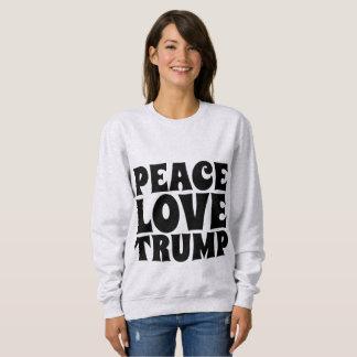 PEACE LOVE TRUMP, Vintage T-shirts