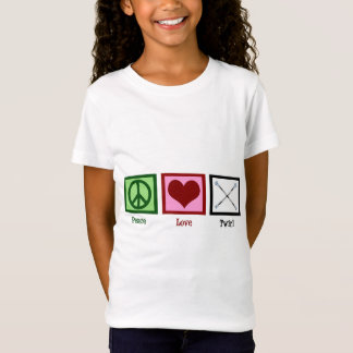 Peace Love Twirl T-Shirt