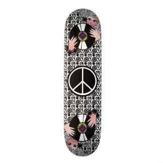 Peace, Love & Vinyl Skateboards