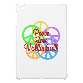 Peace Love Volleyball iPad Mini Case