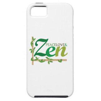 Peace Love Zen iPhone 5 Cases