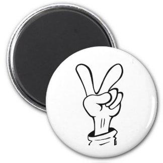 Peace Refrigerator Magnet