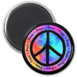 Peace Magnet Fridge Magnets