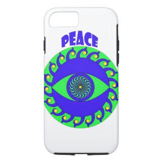 Peace Mandala I-phone cover