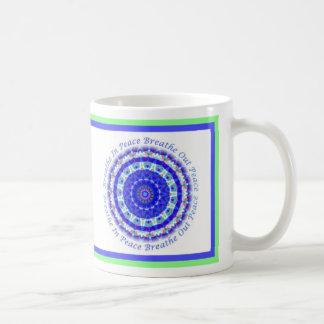 Peace Mandala Mugs