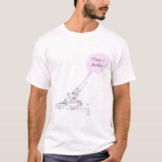 Peace: Maybe I shouldn't... T-Shirt