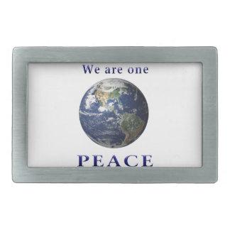 PEACE merchandise Belt Buckles