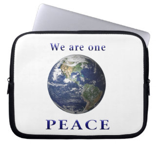 PEACE merchandise Laptop Sleeve