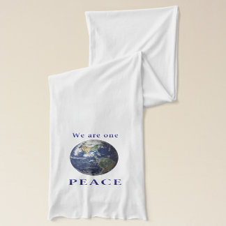 PEACE merchandise Scarf