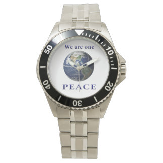 PEACE merchandise Watch