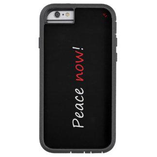 Peace now1! iPhone 6/6s, Tough Xtreme Tough Xtreme iPhone 6 Case