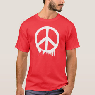 Peace NYC Skyline T-Shirt