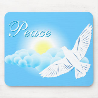 Peace of God Mouse Pad