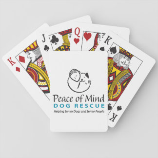 Peace of Mind Playing Cards