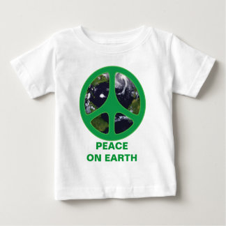 Peace on Earth Baby T-Shirt