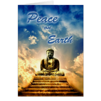 Peace On earth by Jitka Card
