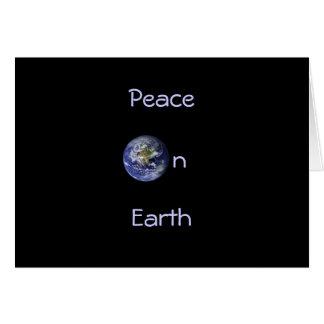 Peace on Earth: Card