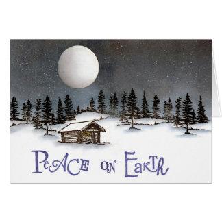 Peace on Earth | Christmas Card