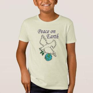 Peace on Earth Dove T-Shirt