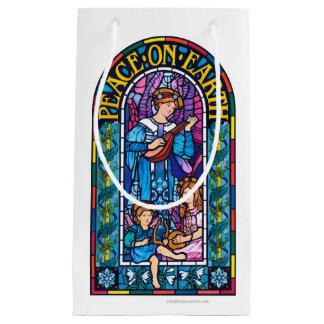 Peace on Earth Pre-Raphaelite small gift bag