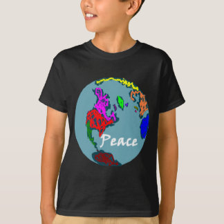 Peace on Earth T-shirts