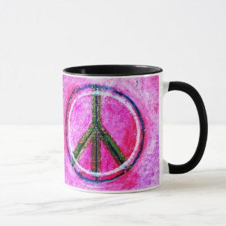 ...peace...original art by healingcolors... mug