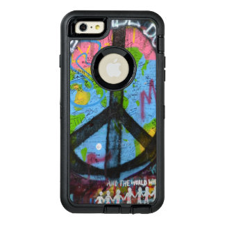 Peace OtterBox Defender iPhone Case
