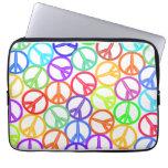 Peace Out! Laptop Case Laptop Sleeve