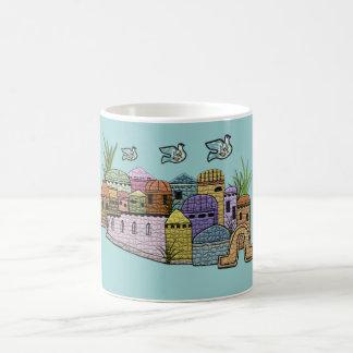 Peace over Jerusalem Coffee Mug