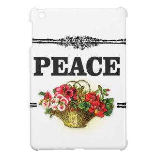 peace peace peace iPad mini cases