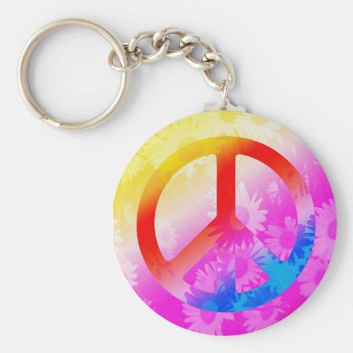 Peace Porte-clef