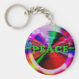 ~PEACE~ PORTE-CLEFS