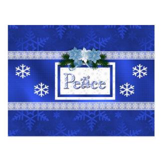 Peace Post Card