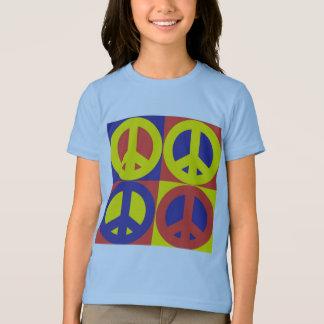 Peace Quilt - Kid's Tee Shirt