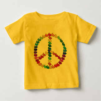 Peace Rabbits Baby T-Shirt