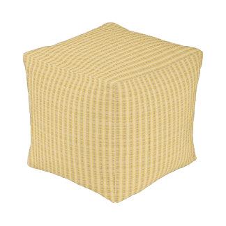Peace Rose Designer Cube Pillow
