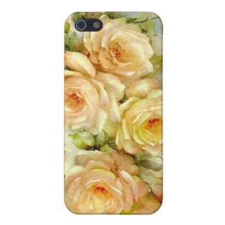 Peace Roses Case For iPhone 5/5S
