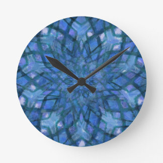 Peace Round Clock
